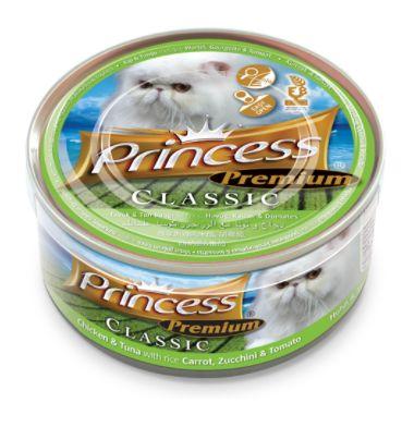 Princess Premium Classic Puszka Dla Kota 170g Adult Koty