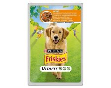 Friskies Vitafit Adult Dog 100g
