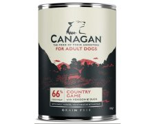 Canagan Country Game for dogs puszka 395g