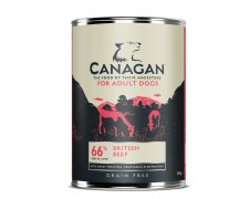 Canagan British Beef for dogs 400g