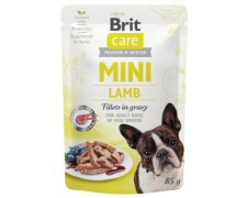 Brit Care Dog Mini Lamb saszetka 85g
