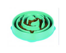 Outward Hound Fun Feeder Miska turkusowa 32,5 x 28 x 7,3cm