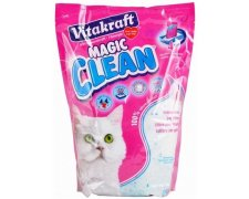 Żwirek Vitakraft Magic Clean silikonowy