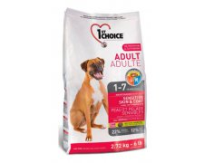 1st Choice Dog Adult Sensitive Skin & Coat Lamb, fish & brown rice