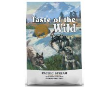 Taste of the Wild Pacific Stream Puppy karma z wędzonym łososiem