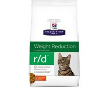 Hill's Feline r / d (reduction diet)