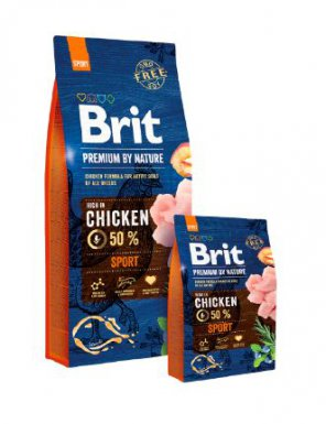 Brit Premium By Nature Adult Sport