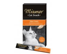 Miamor Cat Snack Kase-Cream 6x15g