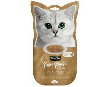 Kit Cat PurrPuree Plus + Tuna Urinary Care 4x15g