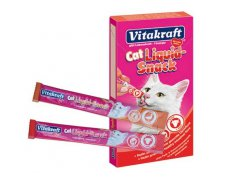 Vitakraft Cat Liquid-Snack z Wołowiną 6x15g