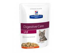 Hill's Feline i / d (intestinal diet)