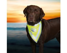 Trixie Safety Neckerchief Odblaskowa bandamka dla psa