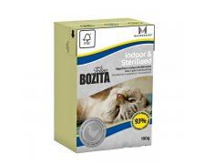 Bozita Feline Indoor & Sterilised 190g