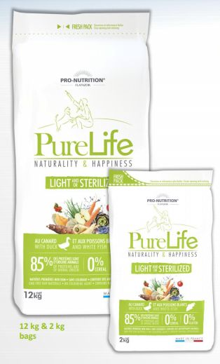 PNF Pure Life Light/Sterylized dla psa