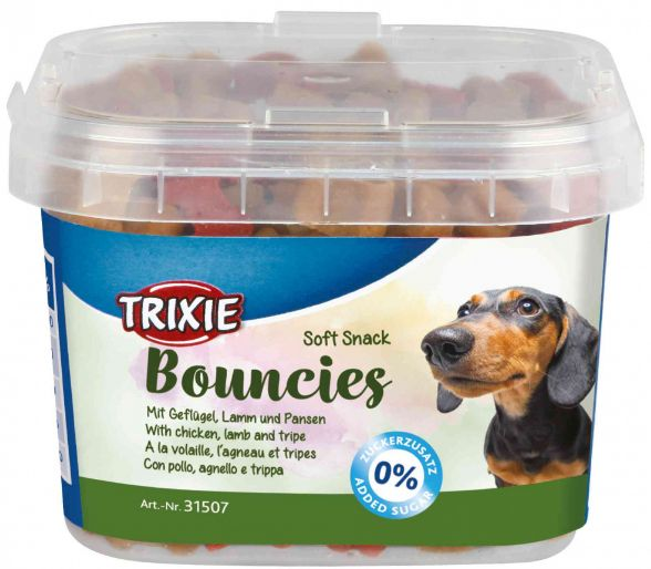 Trixie Przysmaki Dla Psa Soft Snack Bouncies 140g