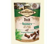Carnilove Semi Moist Snack Duck & Rosemary 200g