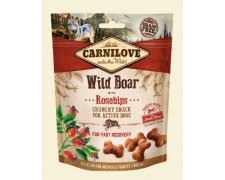 Carnilove Crunchy Snack Wild Boar & Rosehips With Fresh Meat 200g