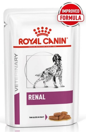 Royal Canin Veterinary Diet Canine Renal saszetka 100g