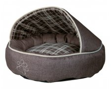 Trixie Timber Cave Bed