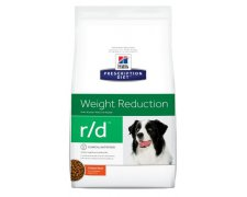 Hill's Canine r / d (reduction diet) witch Chicken
