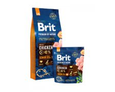 Brit Premium By Nature Senior Small&Medium