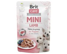Brit Care Dog Mini Puppy Lamb saszetka 85g