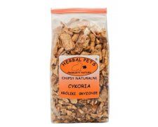 Herbal Pets Chipsy z cykorii 125g
