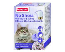 Beaphar No Stress Calming Diffuser Cat aromatyzer behawioralny 30ml