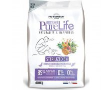 Pro-Nutrition Pure Life Sterilized 8 + Duck z kaczką