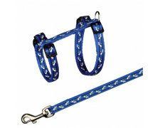 Trixie Cat Harness with Lead Szelki ze smyczą dla kota 10mm / 27-46cm