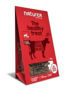 Naturea The Healthy Treat półwilgotne przysmaki dla psa 100g