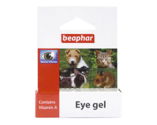 Beaphar Eye Gel - żel do oczu z witaminą A
