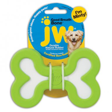 JW Pet Good Breath Bona Large kostka o smaku mięty 12,5cm