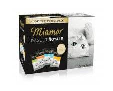 Miamor Ragout Royale Multipack 12x100g mix smaków w galaretce