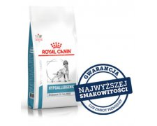 Royal Canin Hypoallergenic Moderate Calorie HME 23 Pies
