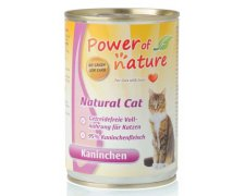 Power of Nature Natural Cat puszka 400g bez glutenu