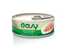 Oasy Natural Range Cat Adult Tuńczyk z aloesem 70g
