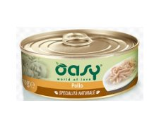 Oasy Natural Range Cat Adult Kurczak 70g