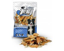 Calibra Joy Classic Fish & Chicken Slice 80g