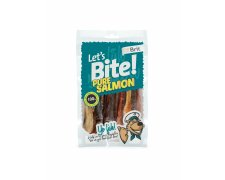 Brit Care Snack Let's Bite Pure Salmon 80g