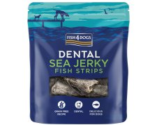 Fish4Dogs Sea Jerky Fish Strips 100g